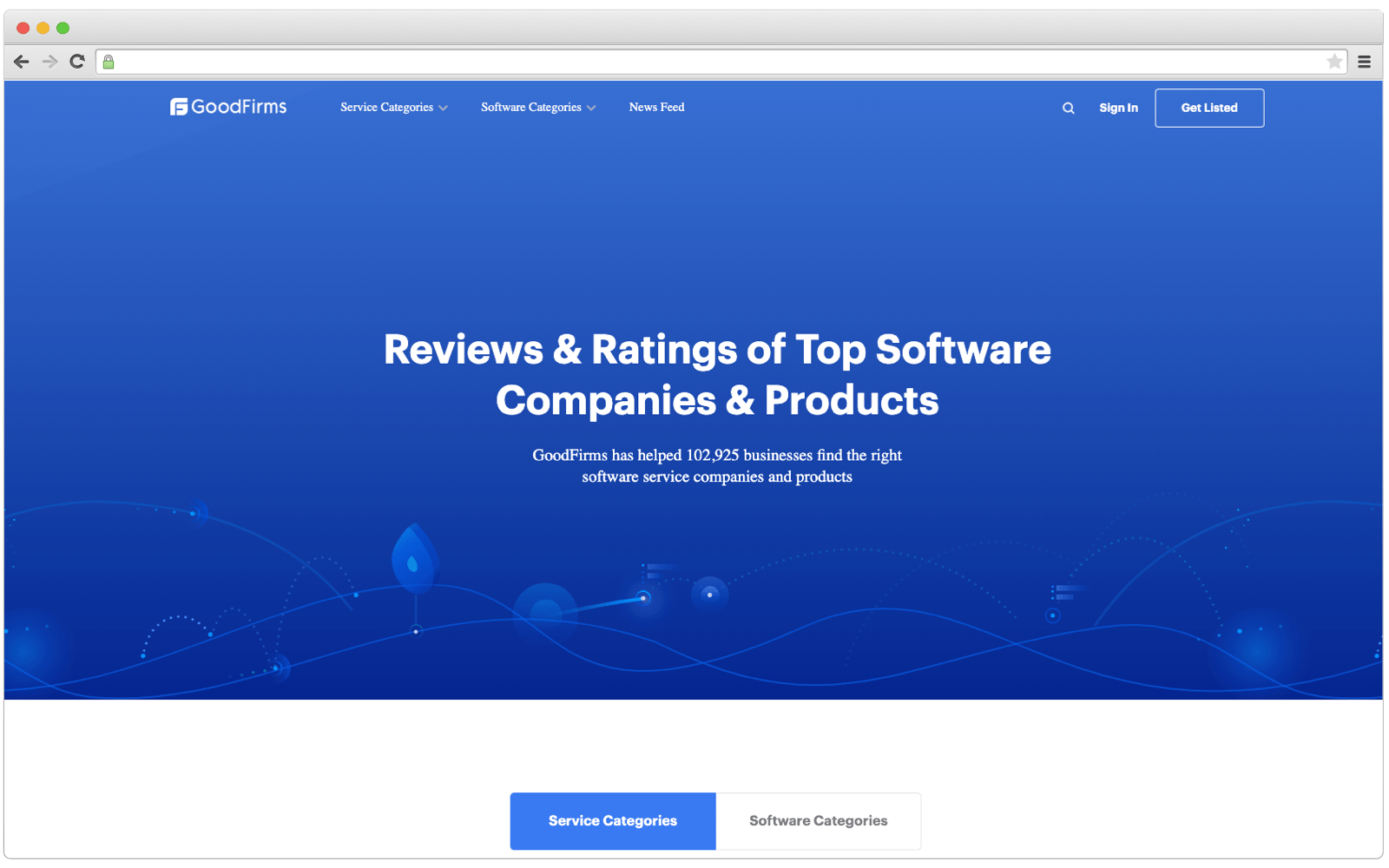 GoodFirms is one of the best outsourcing platforms