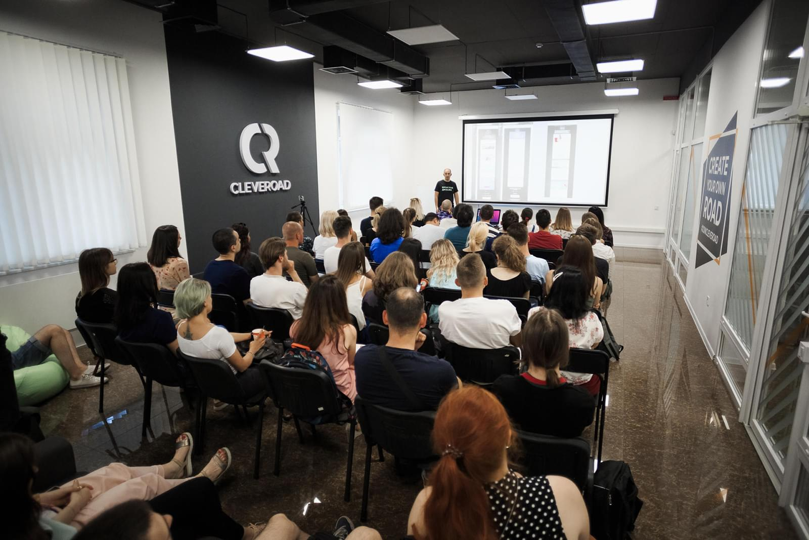 Cleveroad hosting Dnipro UI/UX Club