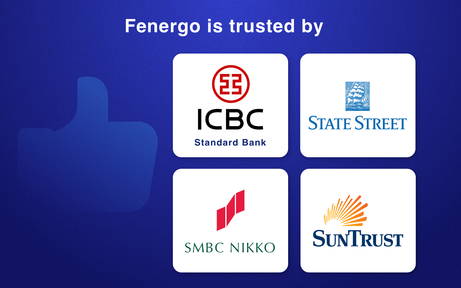 RegTech solutions: Fenegro