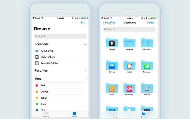 iOS 11 Files App review