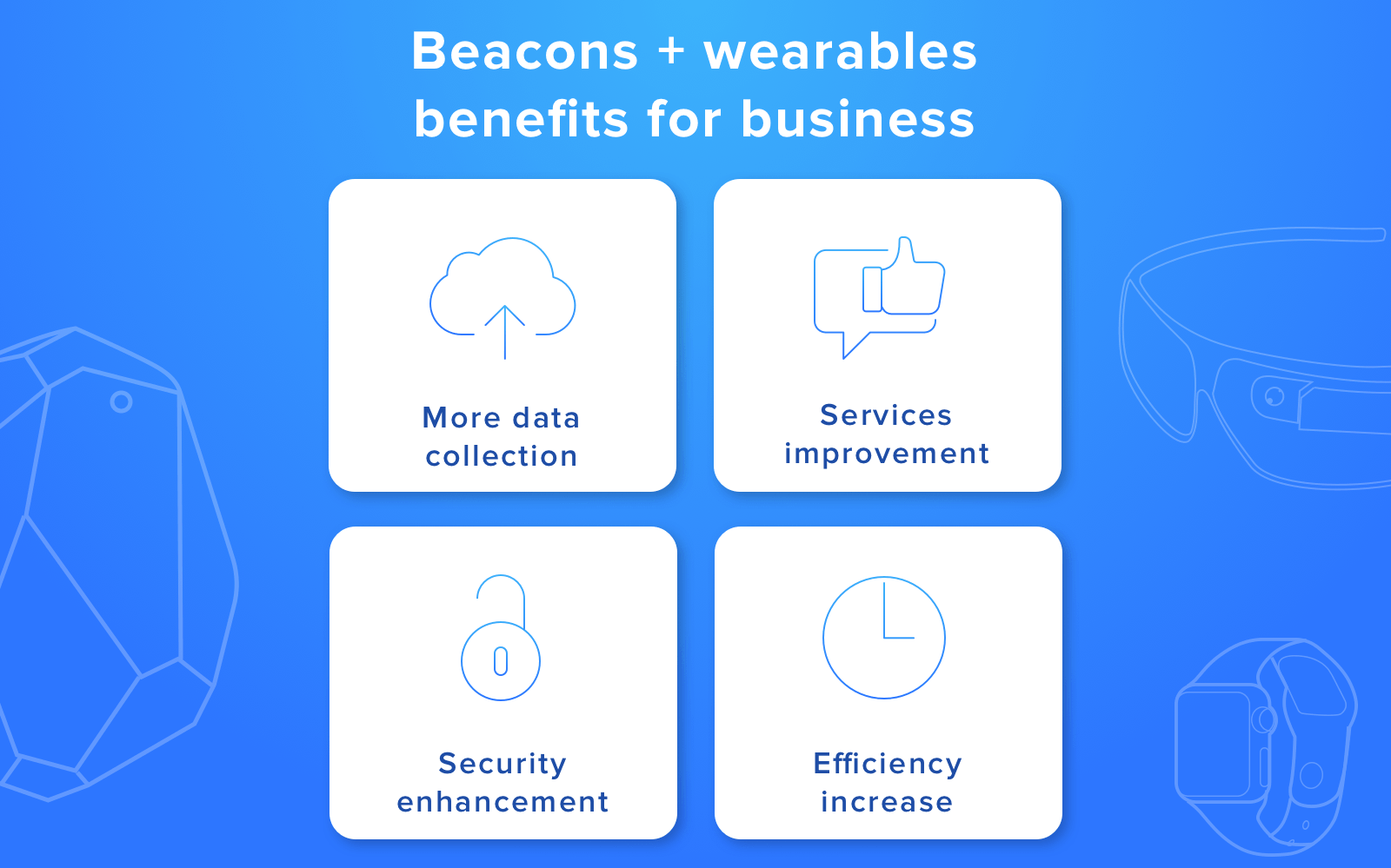 advantages of wearable technology