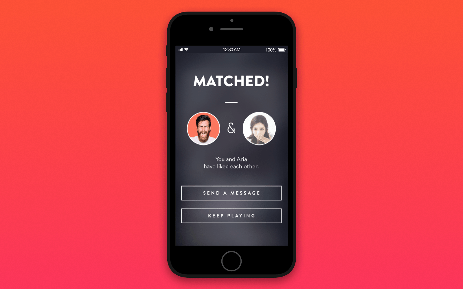 matching feature