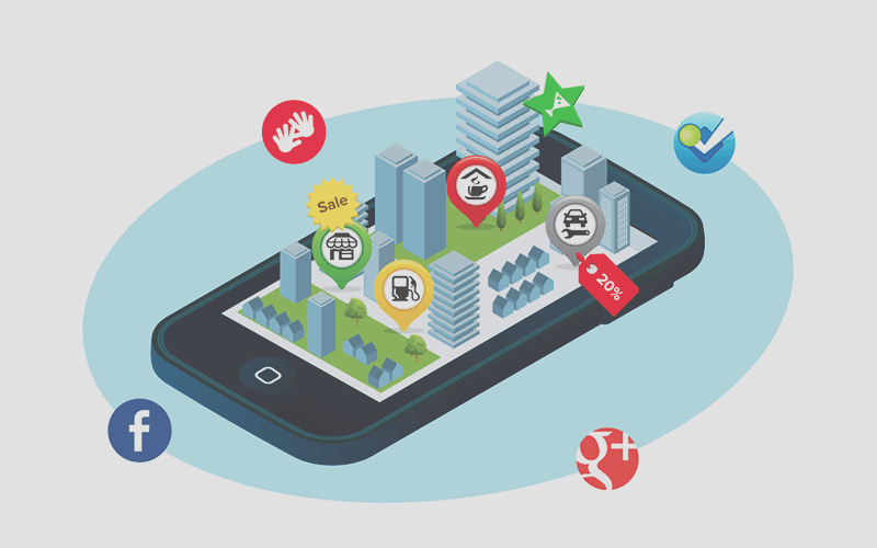 Mobile geolocation integration app