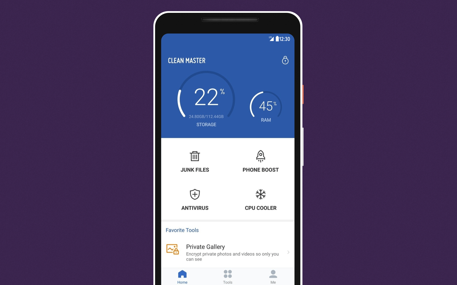 Utility app development