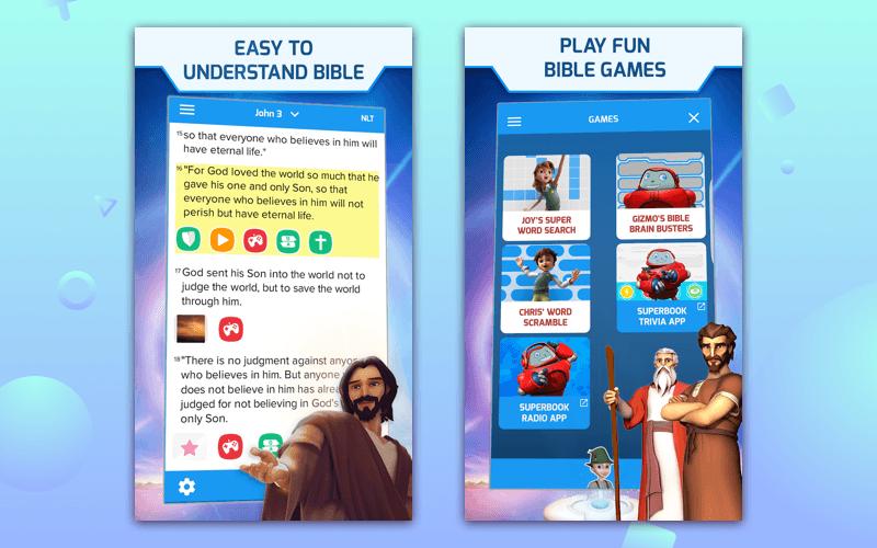 Religious apps for children