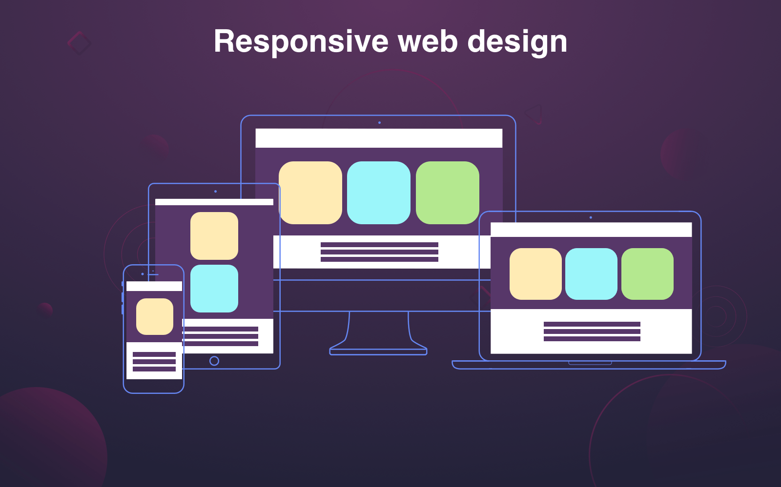 why use responsive web design