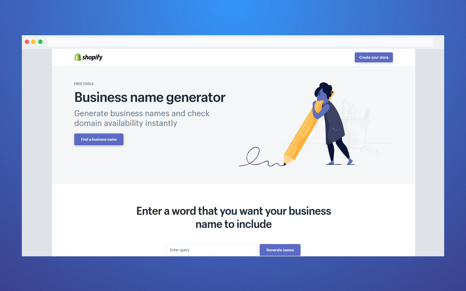 tech business name generator