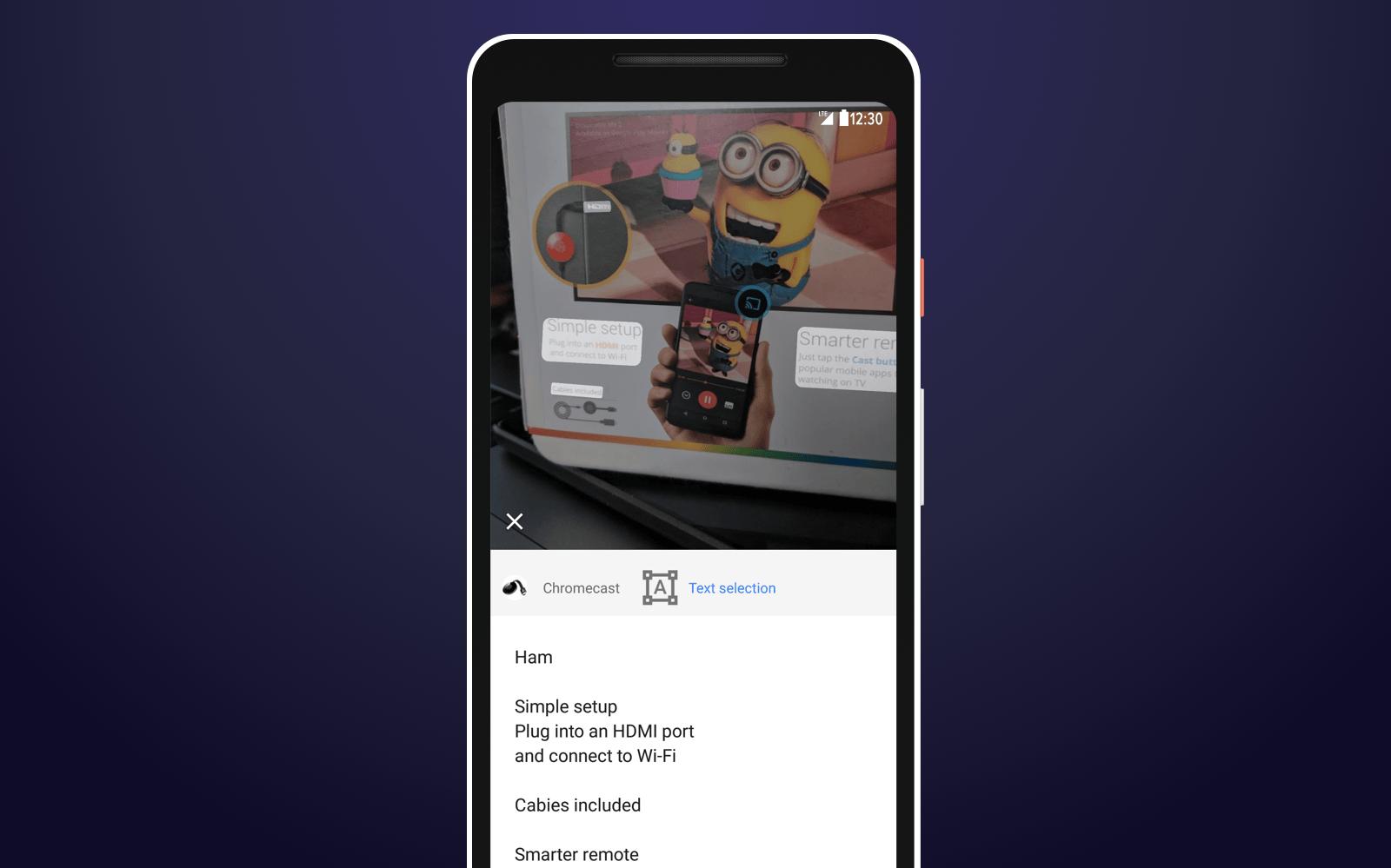 google lens beta
