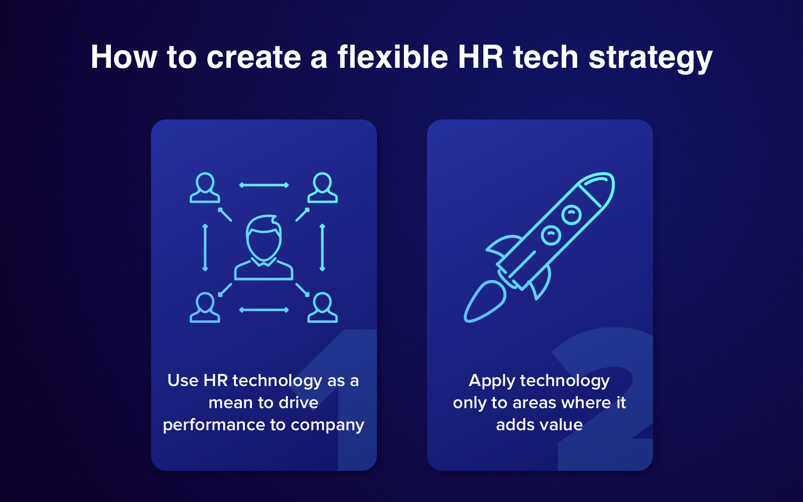 HR tech: Creating appropriate strategy for your company