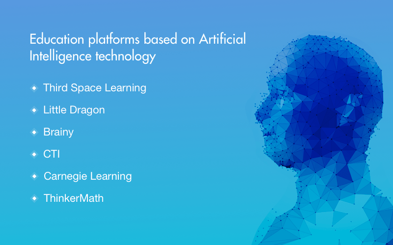 AI in Education or what advantages of artificial