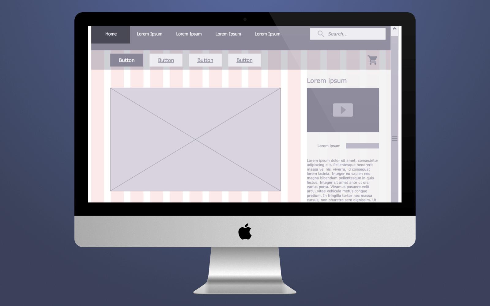 how to create a website design